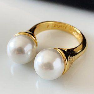 Tory Burch Pearl Ring